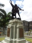 Curepipe Monument